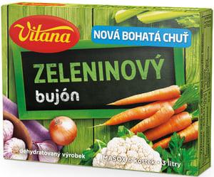 Vitana Masox bujón zeleninový 3l (6x10g)