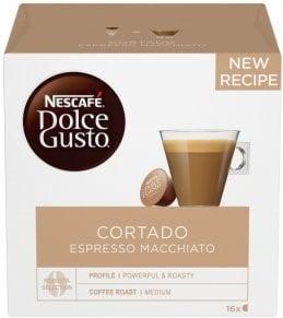 Nescafé Dolce Gusto Cortado Espresso Macchiato 16ks