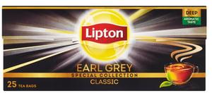 Lipton Earl Grey čaj