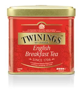 Twinings English Breakfast čaj černý sypaný