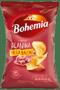 Bohemia Chips Slanina