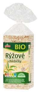 RACIO BIO Chlebíčky rýžové