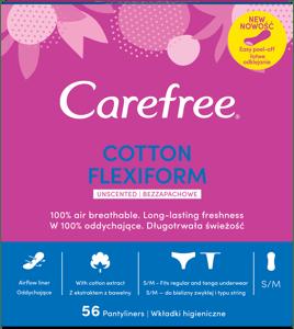 Carefree Cotton Flexiform svěží