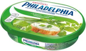 Philadelphia Sýr s bylinkami