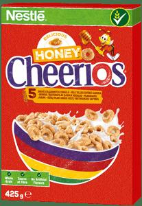 Nestlé CHEERIOS snídaňové cereálie