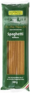 Rapunzel BIO Spaghetti celozrnné