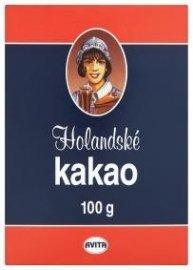 Kávoviny Holandské kakao