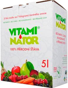 Vitaminátor 100% vylisovaná šťáva - jablko