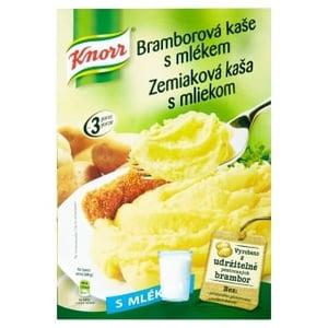 Knorr Bramborová kaše+ mléko