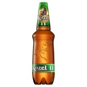 Velkopopovický Kozel pivo 11 PET