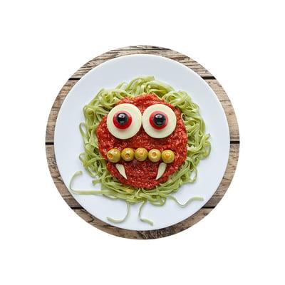 Špagetová příšerka
