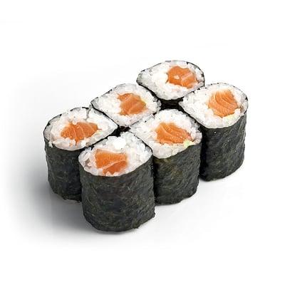 Sakemaki - lososové maki