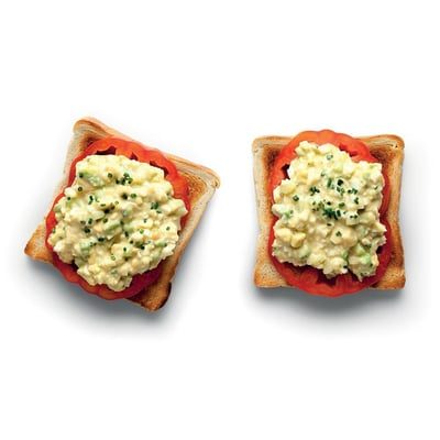 Pomazánka z vejce a avokáda