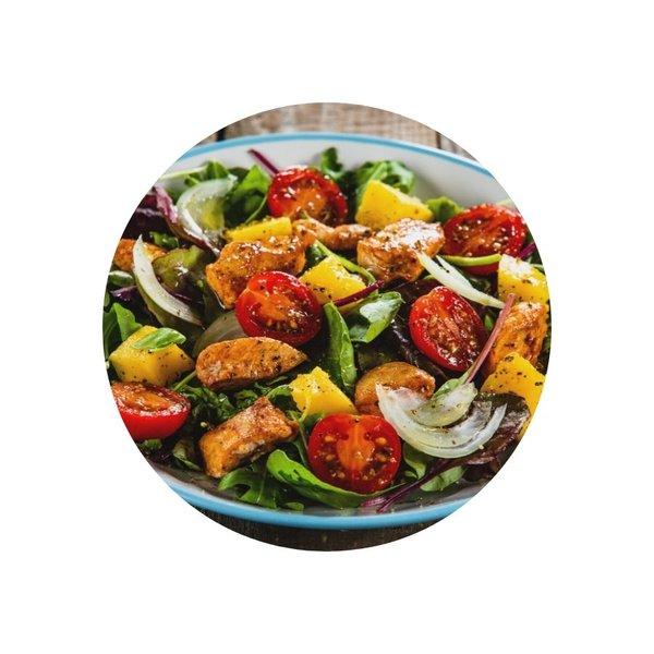 Kuřecí Tandoori salát