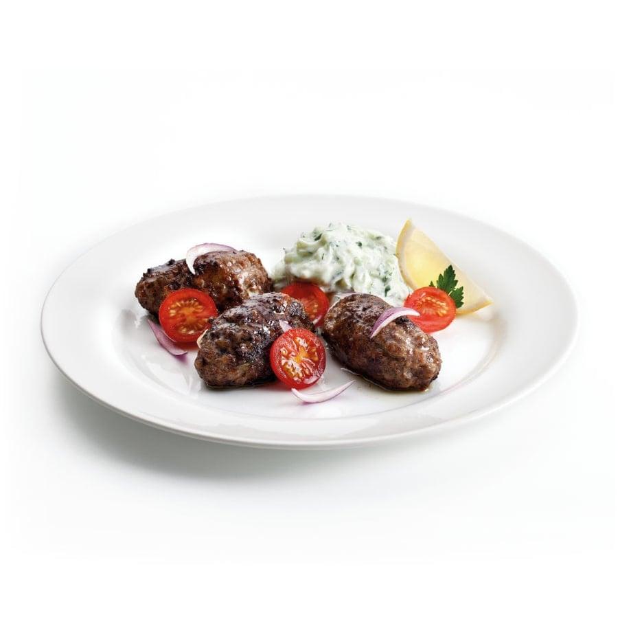 Řecké bifteki