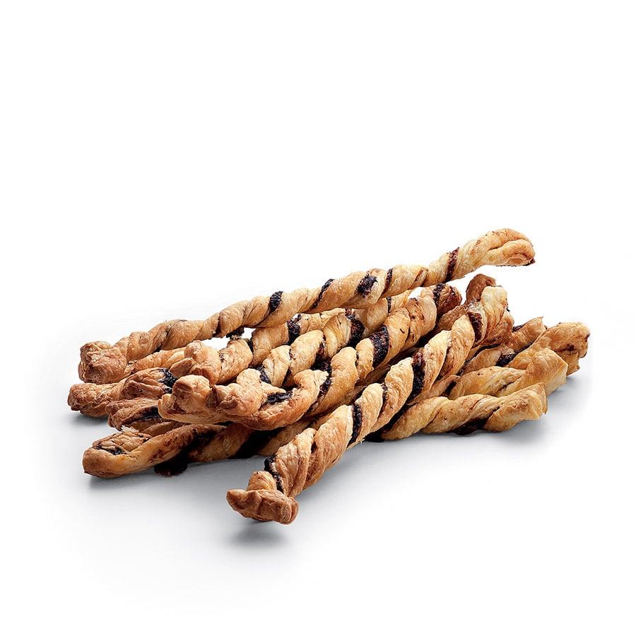 Listové tyčinky sfíky a pecorinem