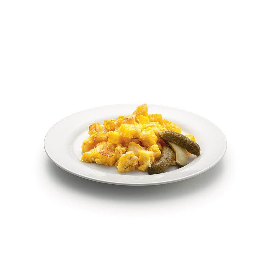 Knedlíky s vejci