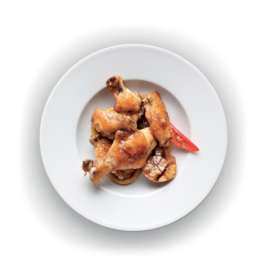 Medové kuře