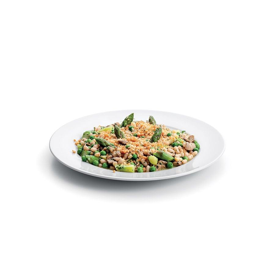 Zeleninový cassoulet