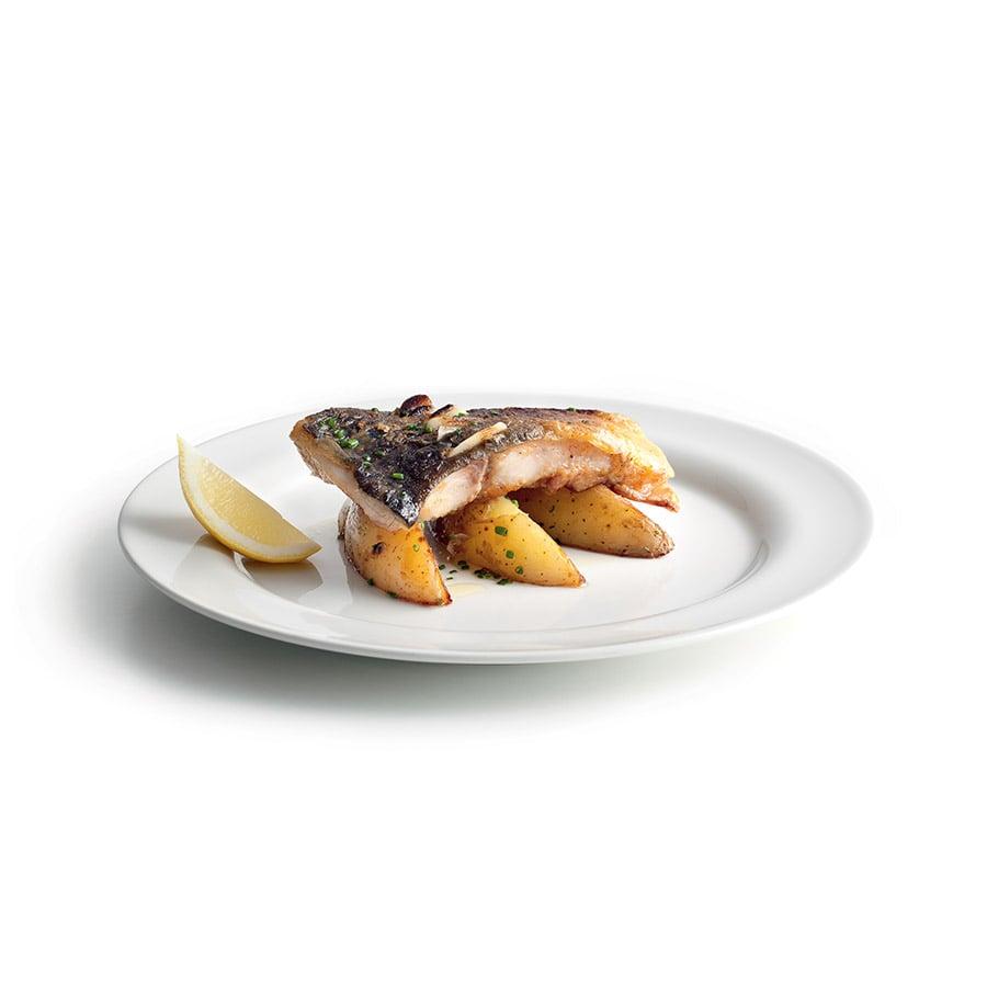 Kapří filety s česnekem