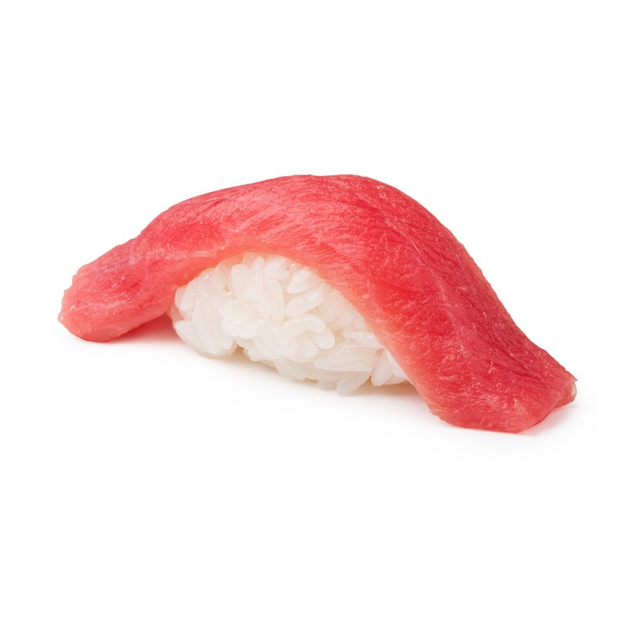 Maguro nigiri - nigiri z tuňáka