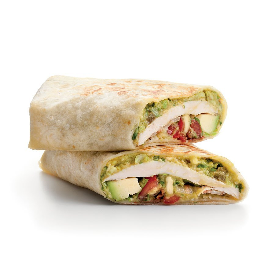 Kuřecí burrito