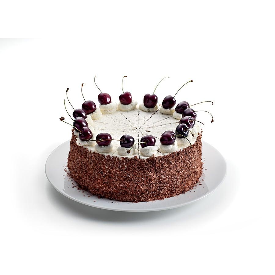 Švarcvaldský višňový dort